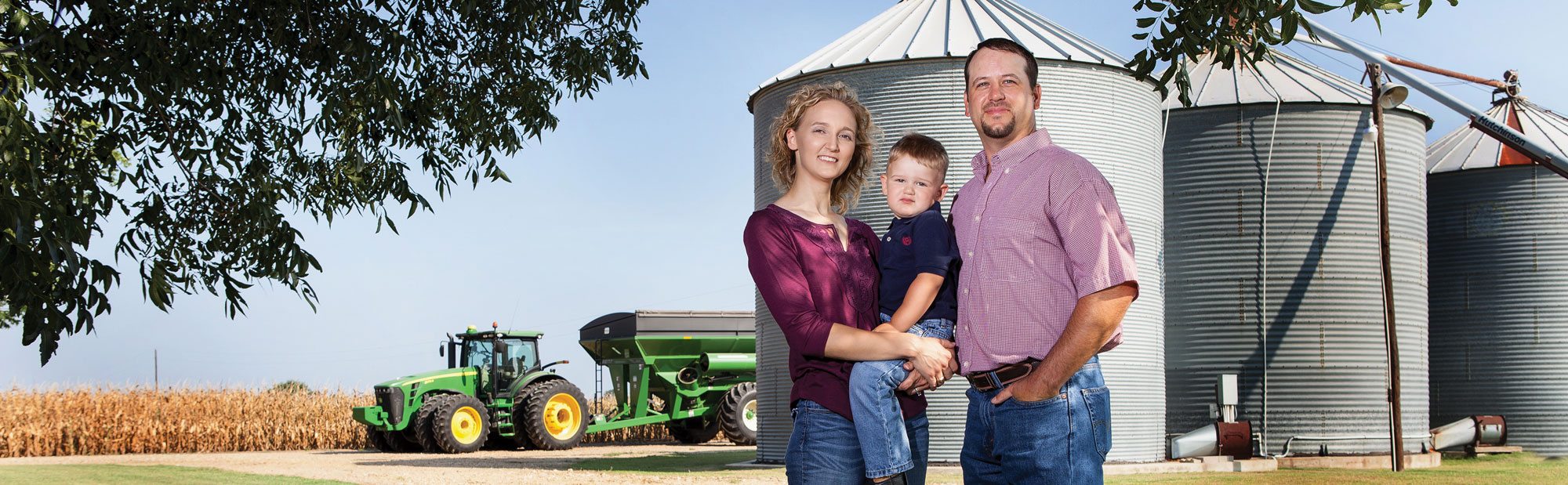 Farm and Ranch Equipment Loans